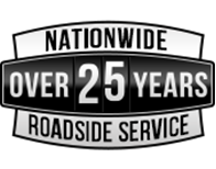Nationwide Service for 25 Years